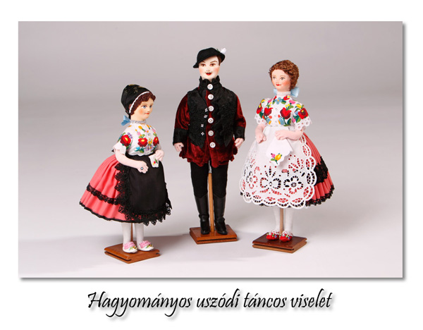 Táncos viselet
