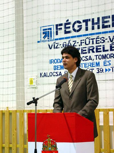 sportminiszter