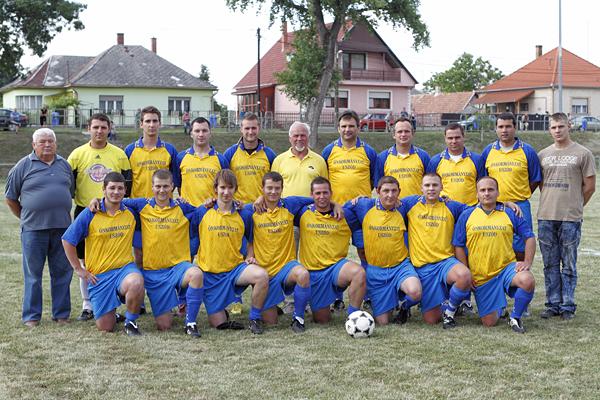 2011-2012 Bajnokság Ezüstérmes Csapat